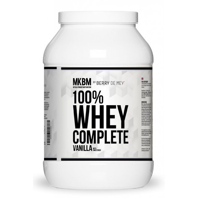 100% Whey Complete 2 Kg