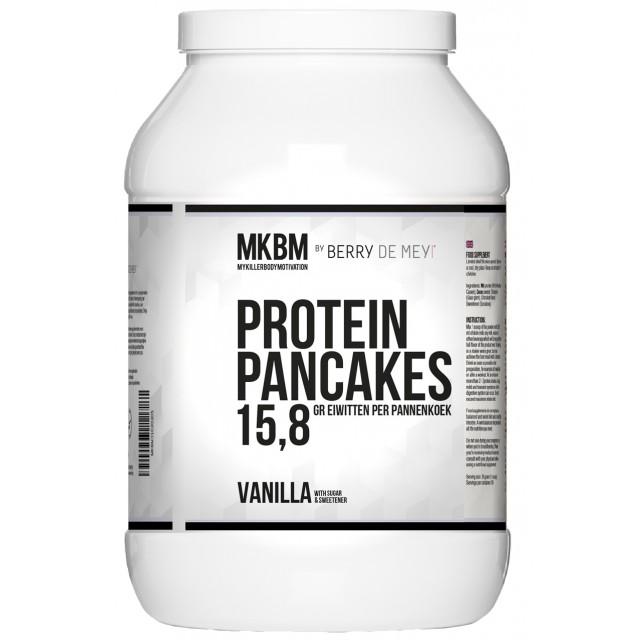 Protein Pancakes 15,8