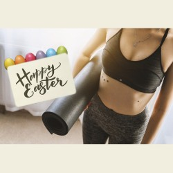 Sporty Easter