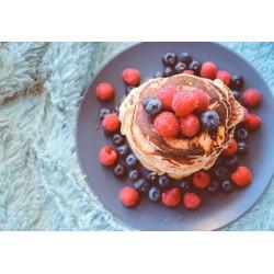 Protein oatmeal pancakes